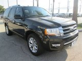 2015 Tuxedo Black Metallic Ford Expedition Limited #98682005