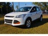 2014 Oxford White Ford Escape S #98682346