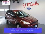 2015 Sunset Metallic Ford Escape S #98682003