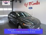 2015 Magnetic Metallic Ford Fusion S #98682001