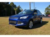 2014 Deep Impact Blue Ford Escape SE 2.0L EcoBoost #98682339