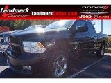 2012 Black Dodge Ram 1500 ST Quad Cab #98682075