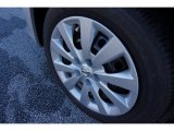 Nissan Sentra 2014 Wheels and Tires