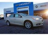 2015 Champagne Silver Metallic Chevrolet Malibu LT #98682219