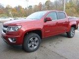 2015 Chevrolet Colorado LT Crew Cab 4WD Data, Info and Specs