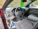 Buick Rendezvous Interiors
