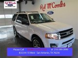 2015 Oxford White Ford Expedition XLT #98724999