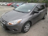 2014 Sterling Gray Ford Focus S Sedan #98724994