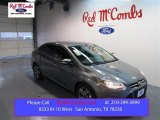 2014 Sterling Gray Ford Focus SE Sedan #98724988