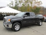 2014 Iridium Metallic GMC Sierra 1500 SLE Double Cab 4x4 #98725083