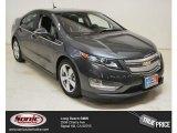 2013 Cyber Gray Metallic Chevrolet Volt  #98725227