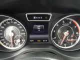 2015 Mercedes-Benz GLA 45 AMG 4Matic Gauges