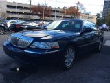 2008 Black Lincoln Town Car Signature Limited #98725434