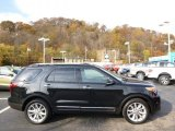 2014 Tuxedo Black Ford Explorer Limited 4WD #98725101