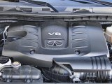 Infiniti QX Engines