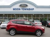 2014 Ruby Red Ford Escape Titanium 2.0L EcoBoost 4WD #98725184