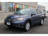 2012 Twilight Blue Metallic Honda CR-V EX 4WD #98767166