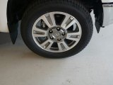 2015 Toyota Tundra 1794 Edition CrewMax 4x4 Wheel