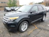 2015 Ford Explorer XLT 4WD Data, Info and Specs