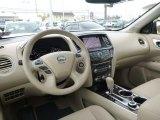 2015 Nissan Pathfinder Interiors