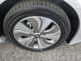 Hyundai Sonata Hybrid 2015 Wheels and Tires