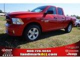 2015 Flame Red Ram 1500 Express Quad Cab #98789143