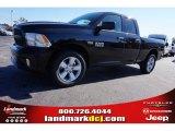 2015 Black Ram 1500 Express Quad Cab #98789138