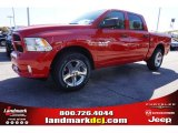 2015 Flame Red Ram 1500 Express Crew Cab #98789132