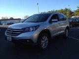 2014 Alabaster Silver Metallic Honda CR-V EX-L AWD #98789404