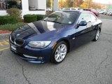 2013 Deep Sea Blue Metallic BMW 3 Series 328i Convertible #98789233