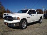 2014 Bright White Ram 1500 SLT Quad Cab 4x4 #98789065