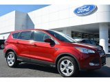 2015 Ruby Red Metallic Ford Escape SE #98789154