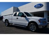 2014 Oxford White Ford F150 XLT SuperCab #98789153