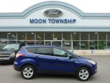 2014 Deep Impact Blue Ford Escape SE 2.0L EcoBoost 4WD #98789201