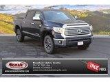 2015 Attitude Black Metallic Toyota Tundra Limited CrewMax 4x4 #98789047