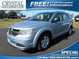 2013 Winter Chill Pearl Dodge Journey SE #98815758