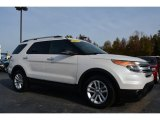 2011 White Suede Ford Explorer XLT #98815531