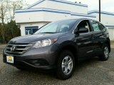 2014 Polished Metal Metallic Honda CR-V LX AWD #98815903
