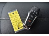 2015 Ford Mustang GT Premium Coupe Keys