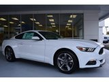2015 Oxford White Ford Mustang V6 Coupe #98815525
