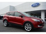 2015 Ruby Red Metallic Ford Escape Titanium #98815522