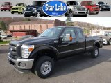 2015 Tuxedo Black Ford F250 Super Duty XL Super Cab 4x4 #98815816