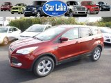 2015 Sunset Metallic Ford Escape SE 4WD #98815815