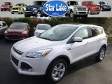 2015 White Platinum Metallic Tri-Coat Ford Escape SE 4WD #98815814