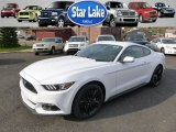 2015 Oxford White Ford Mustang EcoBoost Coupe #98815813