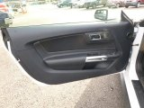 2015 Ford Mustang EcoBoost Coupe Door Panel