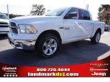 2014 Bright White Ram 1500 Big Horn Crew Cab #98815500