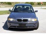 2002 Steel Grey Metallic BMW 3 Series 330xi Sedan #9881790