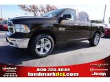 2014 Black Gold Pearl Coat Ram 1500 Big Horn Crew Cab #98815497