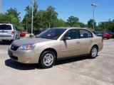 2008 Sandstone Metallic Chevrolet Malibu Classic LS Sedan #9881725